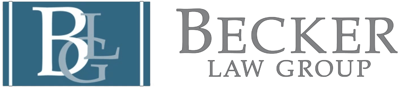 becker law group logo